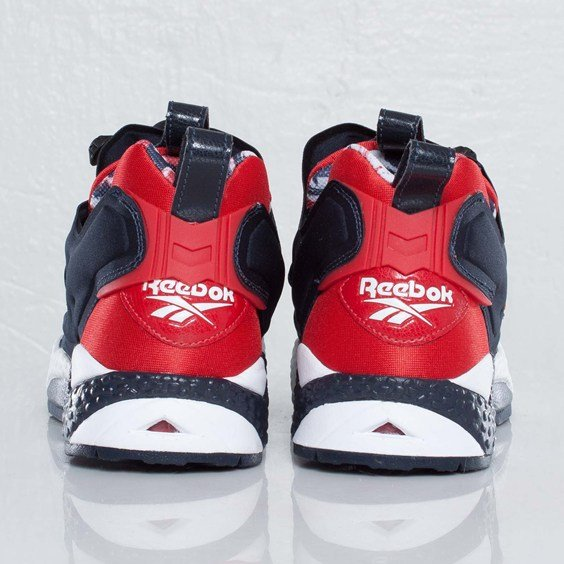 Reebok Insta Pump Fury 'Olympics' - Now Available