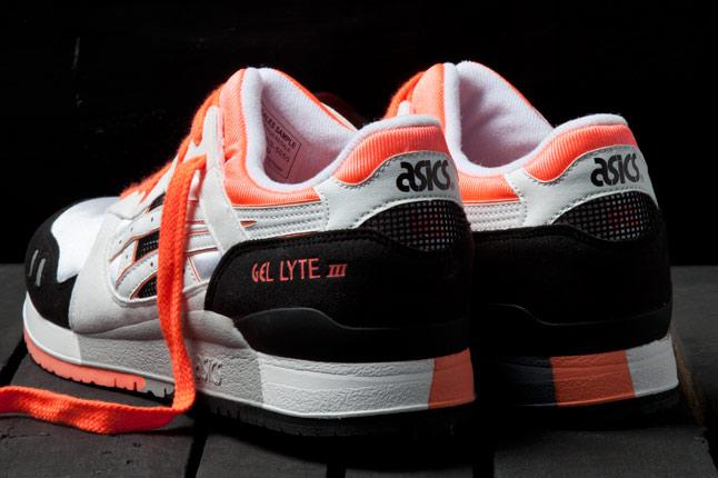 ASICS Gel Lyte III 'Orange Blaze'