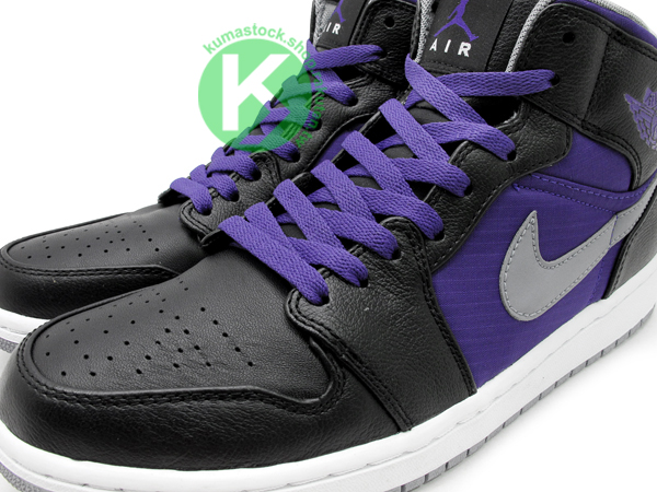 Air Jordan 1 Phat Purple