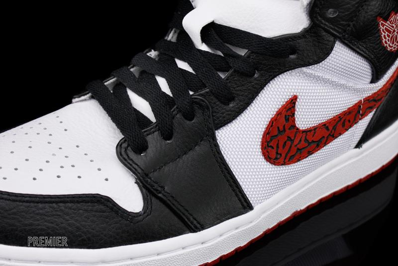 Air Jordan 1 Phat  White Varsity Red-Black  - Now Available ... 5545df68a