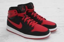 Air Jordan 1 Retro KO Hi 'Black/Varsity Red-White' – New Images