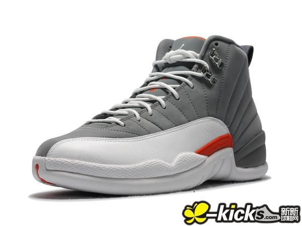 Air Jordan 12 'Cool Grey' - Final Look