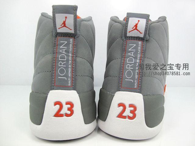 Air Jordan 12 'Cool Grey' - New Images
