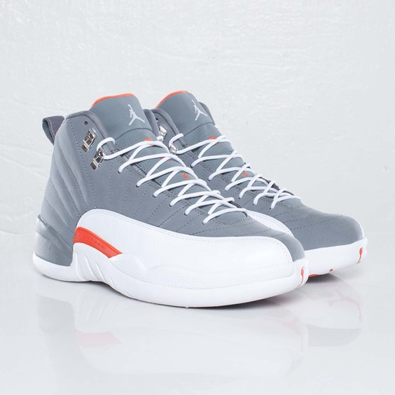 Air Jordan 12 'Cool Grey' - Now Available at SNS