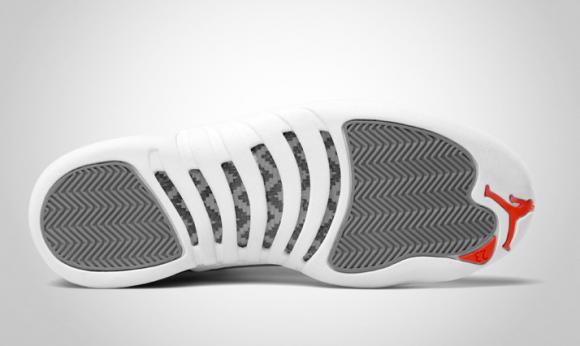 Air Jordan 12 Cool Grey - Official Images