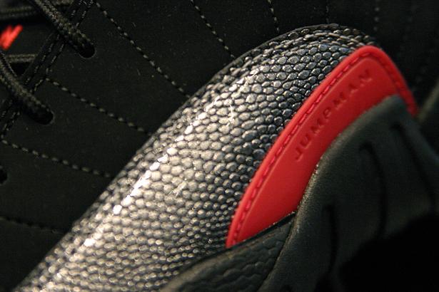 Air Jordan 12 GS 'Black/Siren Red' - New Images