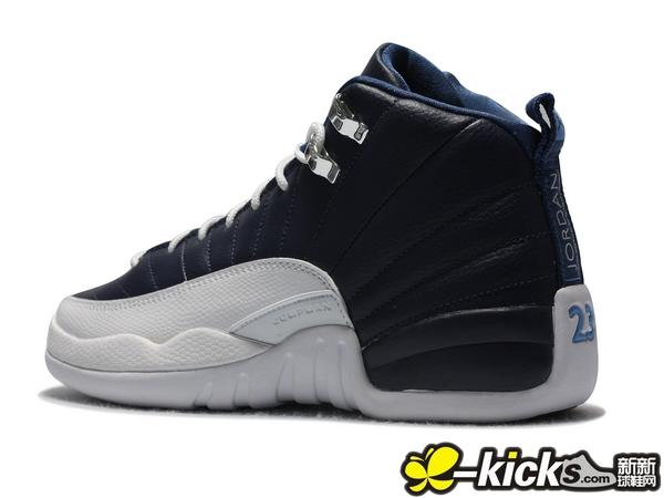 Air Jordan 12 GS 'Obsidian' - Another Look