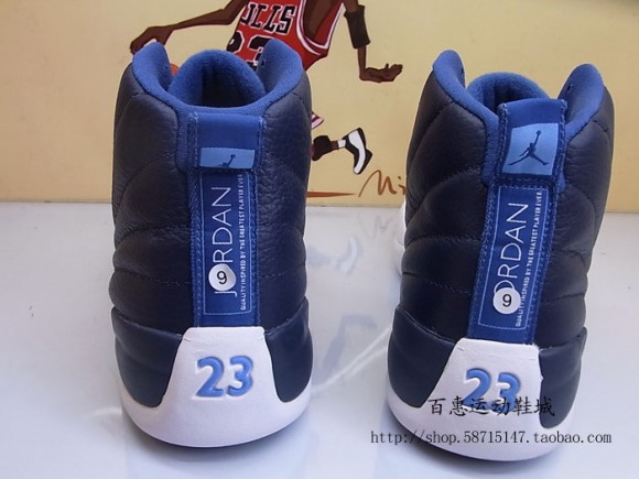 Air Jordan 12 'Obsidian' - New Images