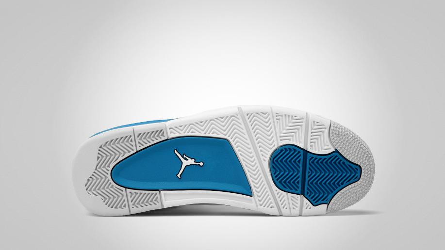 Air Jordan 4 'Military Blue' - Official Images
