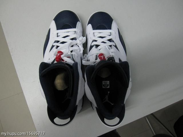 Air Jordan 6 'Olympic' - Another Look