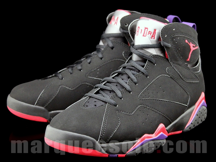 Air Jordan 7 'Dark Charcoal' - New Images