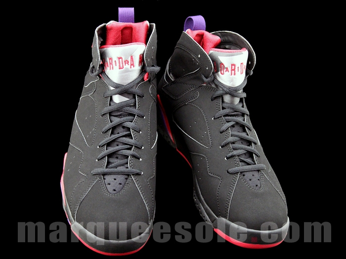Air Jordan 7 'Dark Charcoal' - New Images