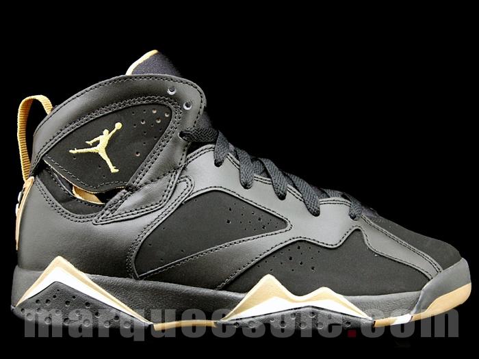 Air Jordan 7  Golden Moments Pack  - Another Look  e25f5864a2f9