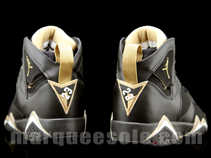 Air Jordan 7 'Golden Moments Pack' - Another Look