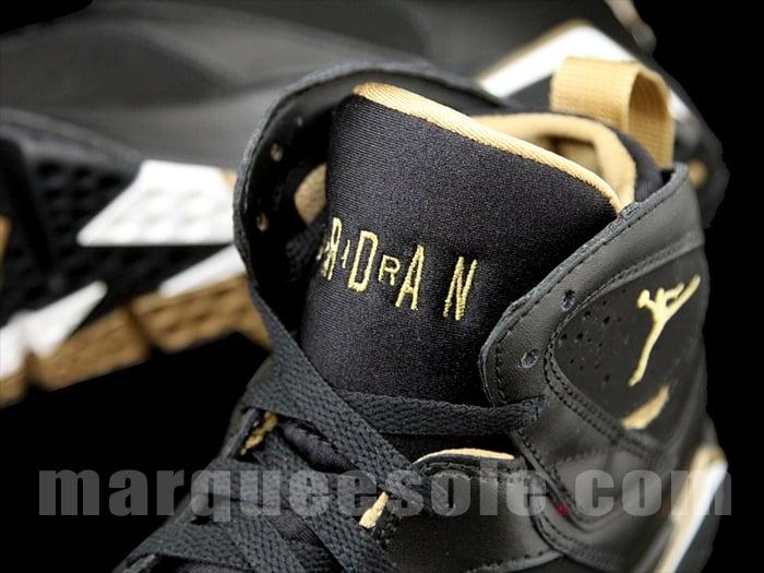 Air Jordan 7 'Golden Moments Pack' - Another Look