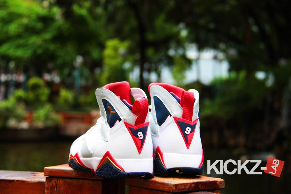 Air Jordan 7 'Olympics' - New Images