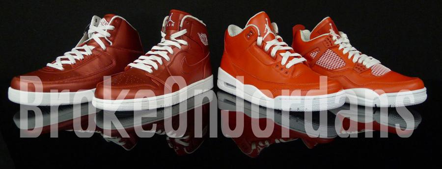 Air Jordan 'Rainbow Pack'