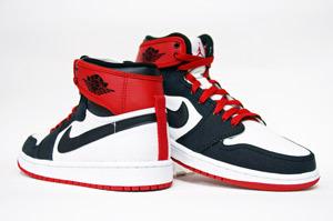 Air Jordan Retro 1 KO High QS 'White/Black-Varsity Red'
