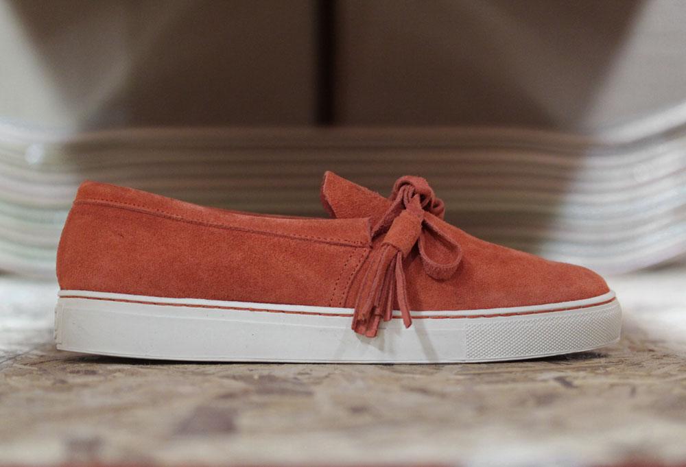 Alife Moc Low Tassel 'Orange'