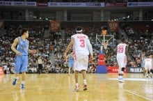 Allen Iverson Rocks the Reebok Question 3 in China