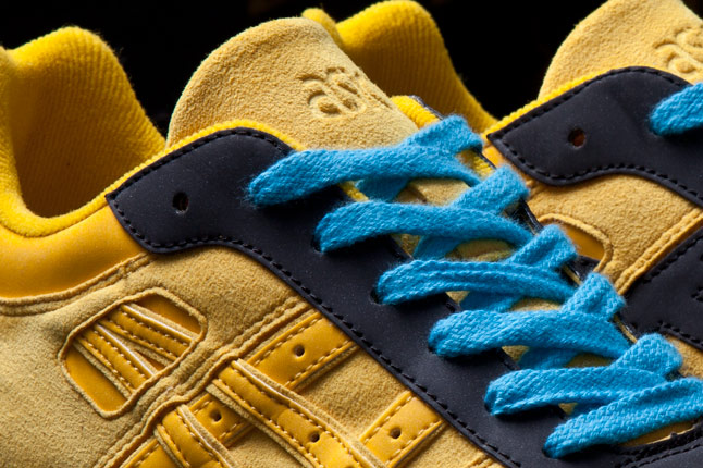 BAIT x ASICS GT-II Rings Pack 'Yellow'