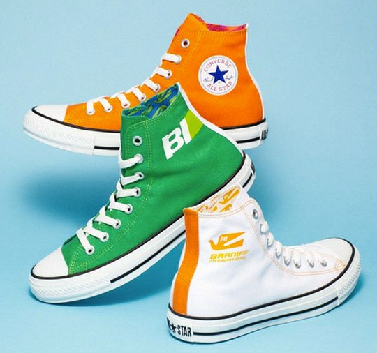 Braniff International x Converse