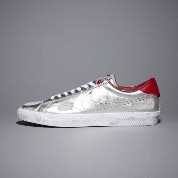 CLOT x Nike Tennis Classic AC TZ 'Museum' Postponed