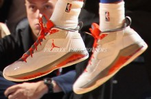 Carmelo Anthony Dons 'Home' Melo M8 PE for Game 3