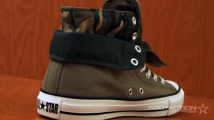 Converse Chuck Taylor All-Star Hi 2 Fold 'Camo'