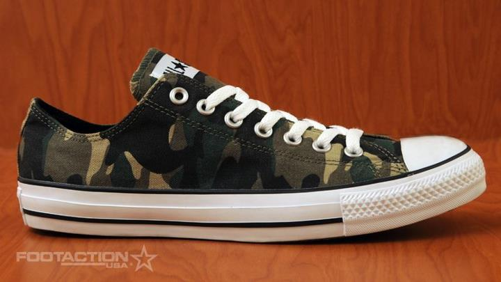 Converse Chuck Taylor All Star Low Camo Sneakerfiles