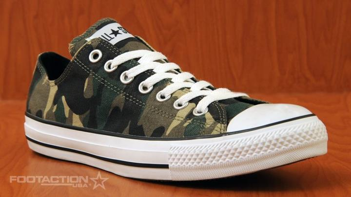 Converse Chuck Taylor All-Star Low 'Camo'