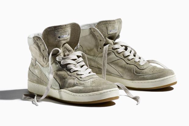 Diadora Heritage Mi Basket 84 Suede