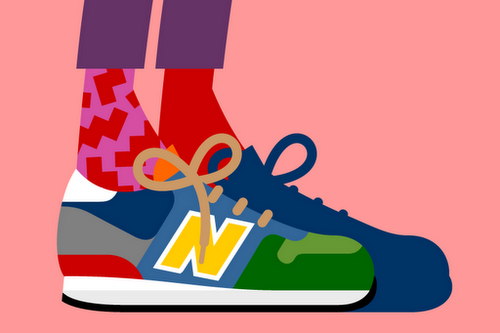 'It's New Balance Time, Again' by Darcel Disappoints