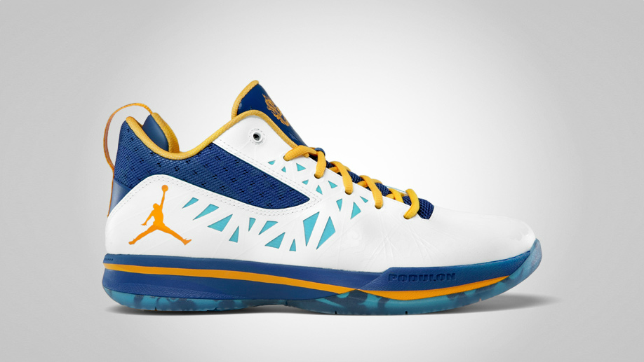 Jordan CP3.V 'Year of the Dragon' - Official Images