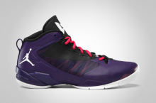 Jordan Fly Wade 2 EV 'Club Purple/White-Black-Spark' – Official Images