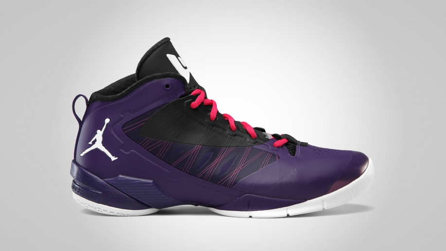 Jordan Fly Wade 2 EV 'Club Purple/White-Black-Spark' - Official Images