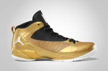 Jordan Fly Wade 2 EV 'Metallic Gold Coin/Black-White' – Official Images