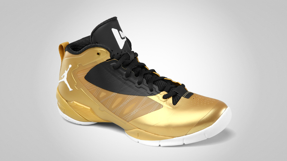 Jordan Fly Wade 2 EV 'Metallic Gold Coin/Black-White' - Official Images