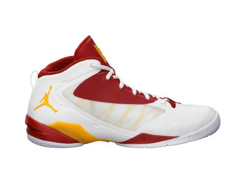 Jordan Fly Wade 2 EV 'White/Del Sol-Gym Red' - Now Available