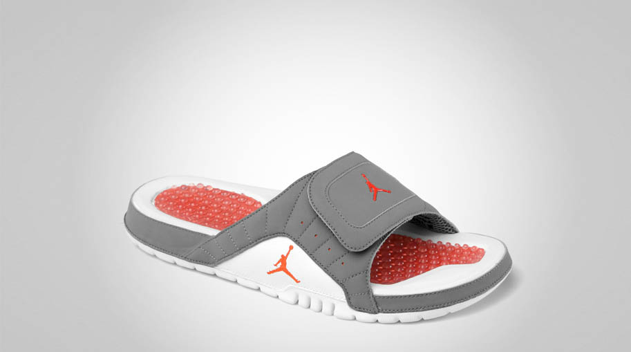 Jordan Hydro 5 Premier 'Cool Grey'