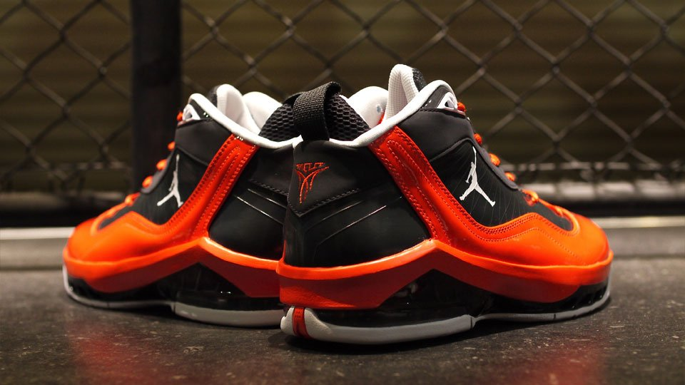 Jordan Melo M8 'Anthracite/White-Team Orange' - Another Look