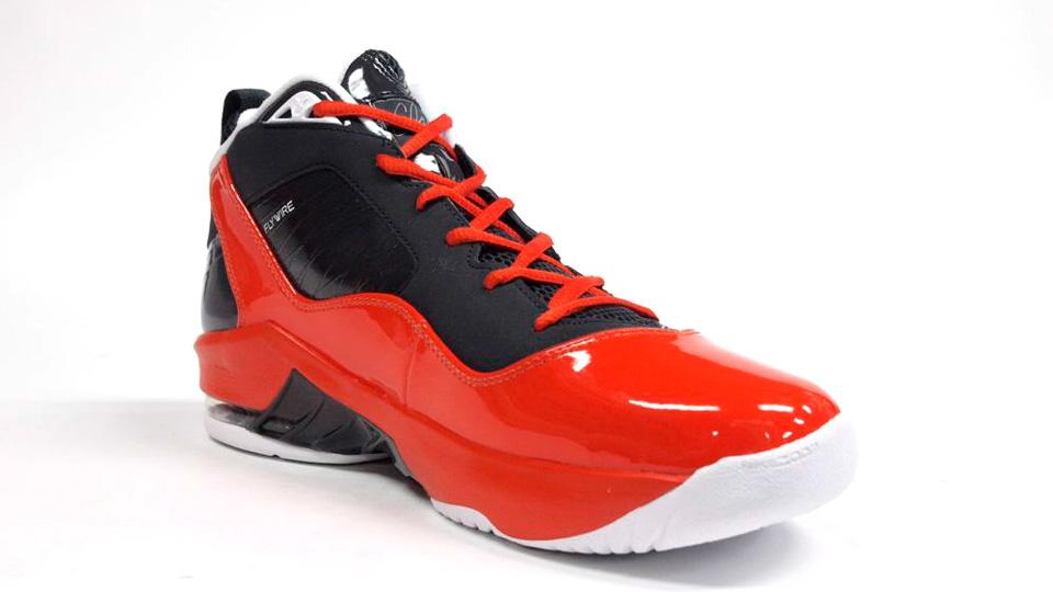 Jordan Melo M8 'Anthracite/White-Team Orange' - One Last Look