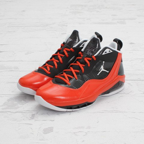 Jordan Melo M8 Anthracite/White-Team Orange at Concepts
