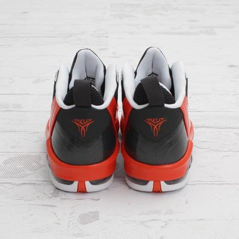Jordan Melo M8 Anthracite/White-Team Orange at Concepts