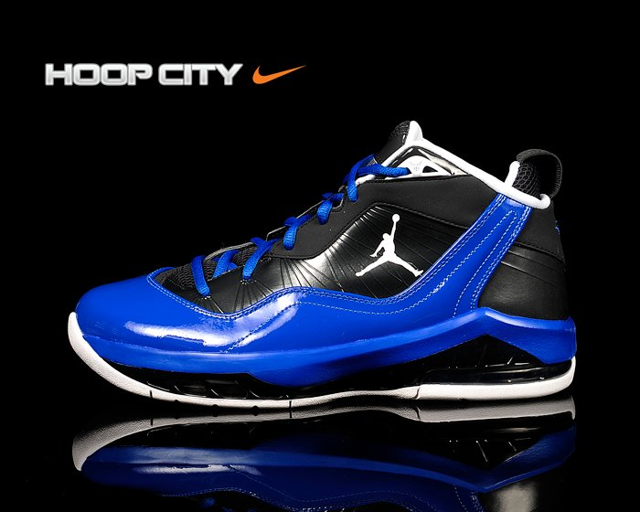 Jordan Melo M8 'Anthracite/White-Varsity Royal' - Another Look