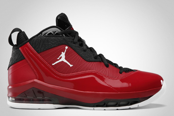Jordan Melo M8 Gym Red/White-Black