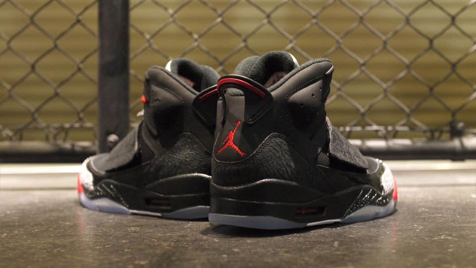 Jordan Son of Mars 'Black/Varsity Red-Cement Grey-White' - Another Look
