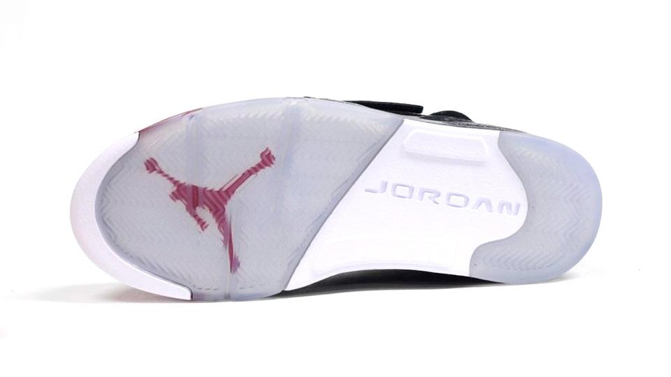 Jordan Son of Mars 'Black/Varsity Red-Cement Grey-White' - More Images
