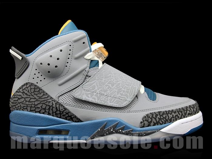 Jordan Son of Mars 'Grey/Blue'