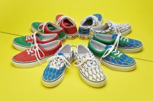 Kenzo x Vans Era – Another Look